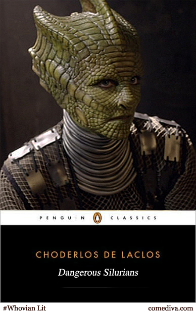 Dangerous Silurians dangerous liaisons doctor who