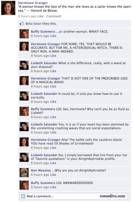 HermioneFacebookStatus7