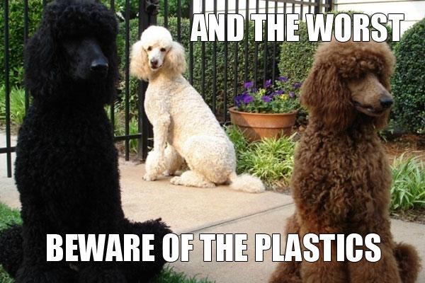dogparkPLASTICS