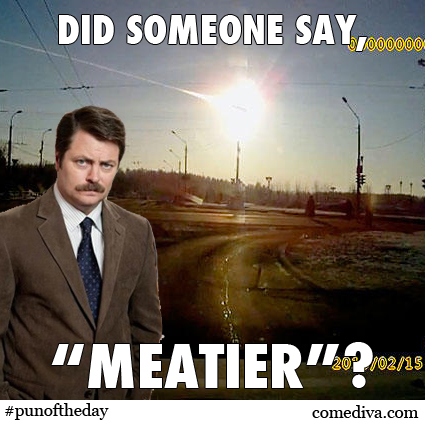 punoftheday meatier