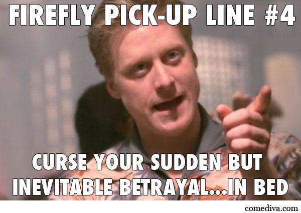 Serenity PickUp Line Wash