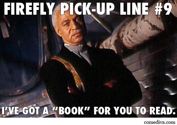 Firefly PickUp Line