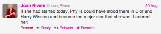 JoanRivers1_PhyllisDillerTweet