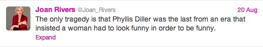 JoanRivers2_PhyllisDillerTweet