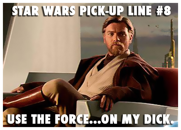 Star Wars PU lines 8