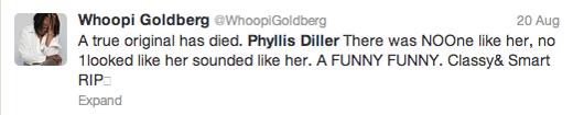 WhoopiGoldberg_PhyllisDillerTweet