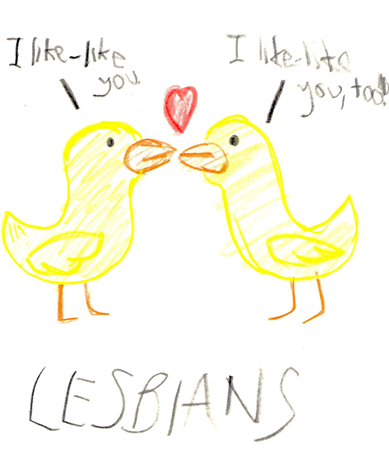lesbians