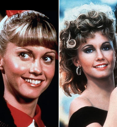 Sandy Grease Makeup And Hair - Mugeek Vidalondon