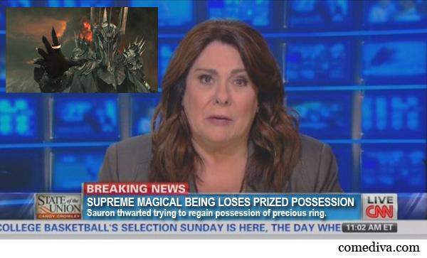 CNN sauron