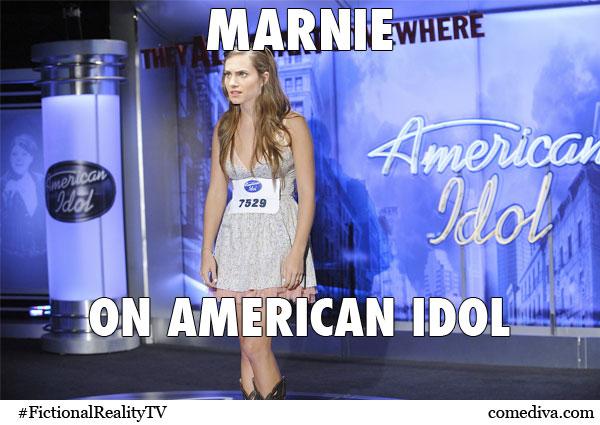 Marnie American Idol