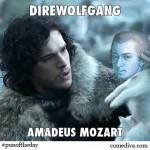 DireWolfGang Amadeus Mozart