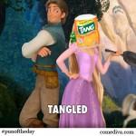 Disney Pun Tangled
