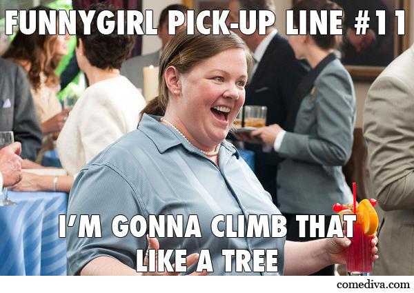 FunnygirlPickUpLine11