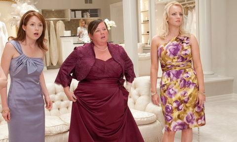 Bridesmaid Dressing Room