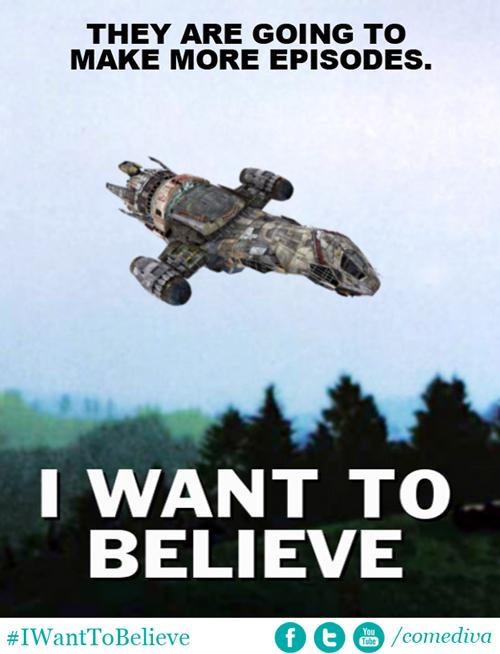 BELIEVEfirefly