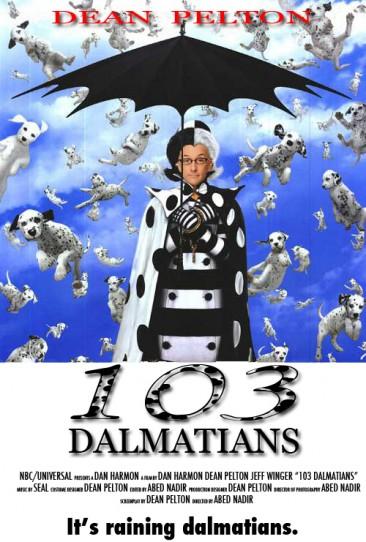 Community's Dean Pelton Stars in 102 Dalmatians Sequel