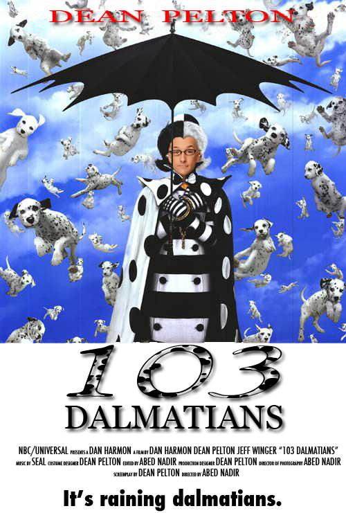 Community's Dean Pelton Stars in 102 Dalmatians Sequel ...