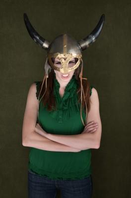 You Must Be Joking: Viking Warriors Were Girls?