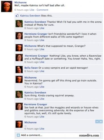 BAMF Facebook Statuses Part 5