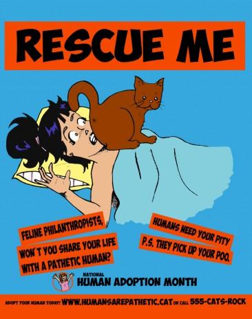 Adopt a Human!