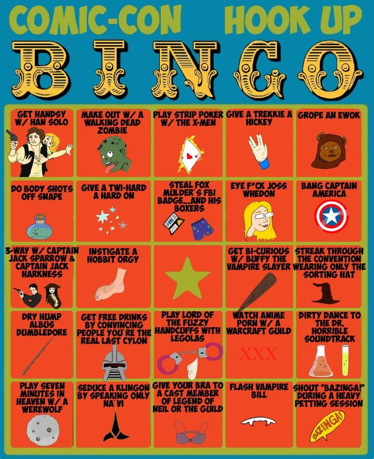 hook up bingo