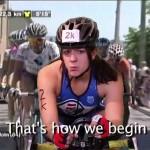 Blame It on Triathlon