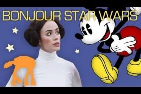 Bonjour Star Wars!