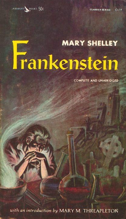comediva frankenstein book week