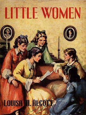 little women comediva book week