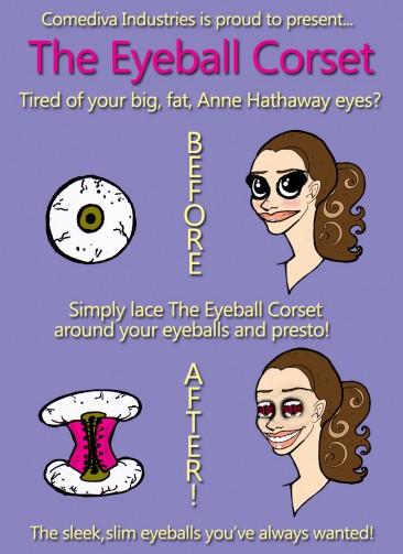 The Eyeball Corset