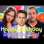 Happy Birthday, Ryan Gosling