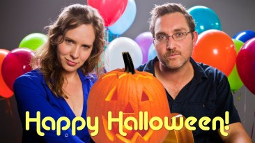Happy Halloween! Love, Identity Crush
