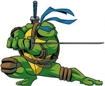 If the Ninja Turtles Were Retired Aliens