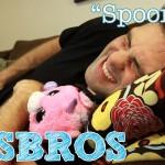 """Lesbros: """"Spooning"""""""