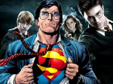 Superman vs. Harry Potter