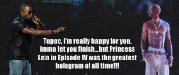 Celebrity Comeback Performances Via Hologram!