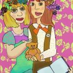 Emma Tattenbaum-Fine gay married in first grade
