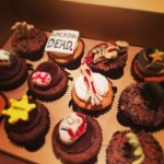 Walking Dead cupcakes