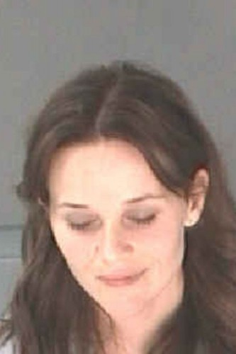 Reese Witherspoon mugshot