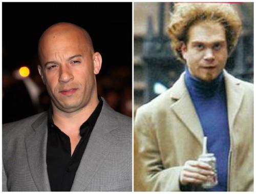 Vin Diesel twin