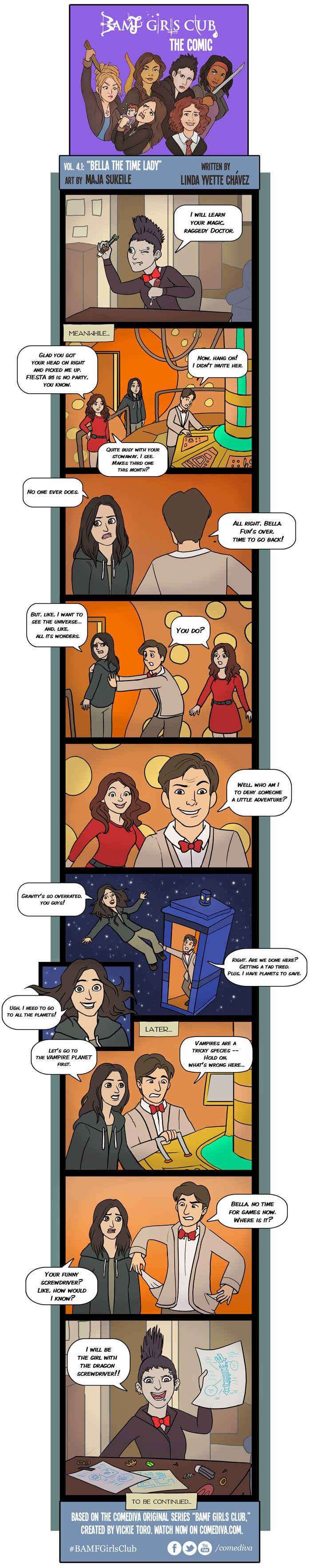 BAMF Comic 4.1