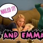Ari and Emma LOTR