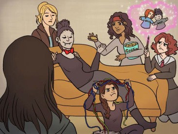 BAMF Girls Club: The Comic, Vol. 4.4