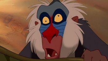 comediva lion king