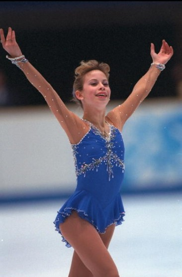 Tara Lipinski Wins the Gold and Emma Has a Rough Night