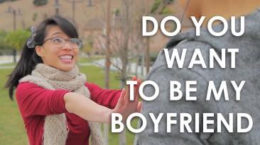 Do You Want to Be My Boyfriend?