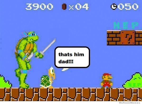 Funny Game Show Meme : Most rad teenage mutant ninja turtles memes comediva