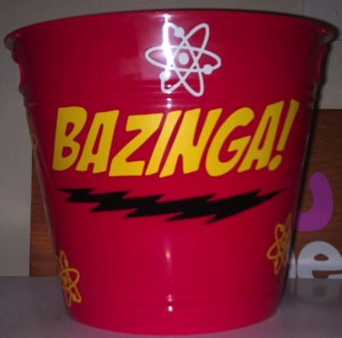 BazingaBucket