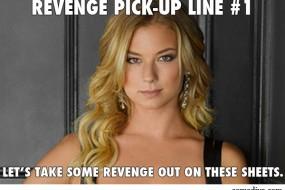 Revenge Pick-Up Lines