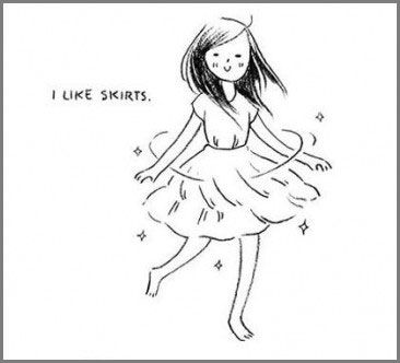 The Problem with Skirts